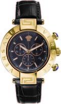 Versace Reve Chrono Collection VQZ030015 Men's Stainless Steel Quartz Watch