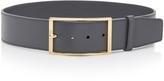 Elie Saab High Waist Leather Belt