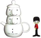 San Art Toppo gift set Tea For Two + Standing spoon SAN1315 (japan import)
