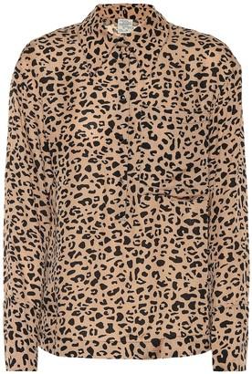 Baum und Pferdgarten Moxie leopard-print blouse
