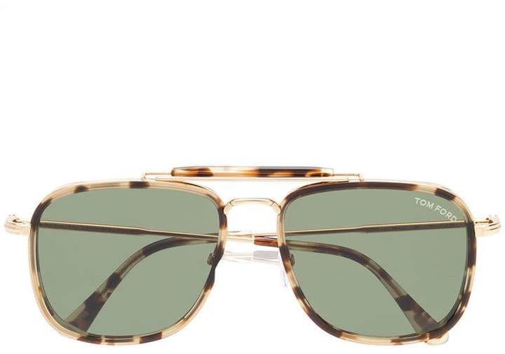 8e56411063796 Tom Ford Brown Sunglasses For Men - ShopStyle Canada