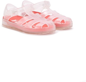 Boss Kids Strappy Jelly Shoes