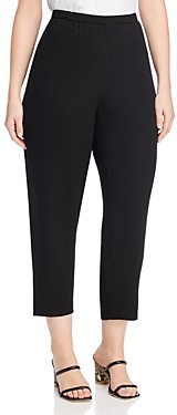 Eileen Fisher, Plus Size Vented Tapered Pants
