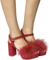 Office Maxine Platform Sandals