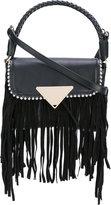 Sara Battaglia Cutie shoulder bag - women - Calf Leather - One Size