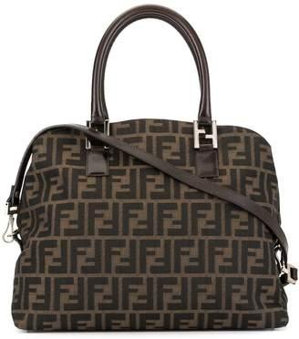Fendi Pre-Owned Zucca pattern 2way top-handle bag