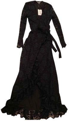 Ganni Spring Summer 2019 Black Lace Dresses