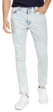 Sun + Stone Men's Skinny-Fit Seawall Jeans, Created for Macy's