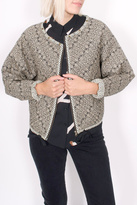 Scotch and Soda Quilted Paisley Jacket