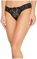 Hanky Panky Sophia Lace Low Rise Thong Women's Underwear