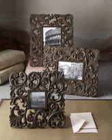 GG Collection Cast-Aluminum Photo Frames