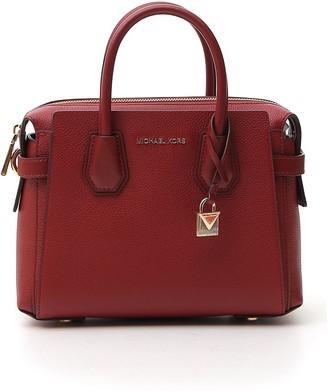 MICHAEL Michael Kors Mercer Small Belted Satchel Bag