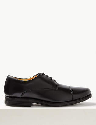 M&S CollectionMarks and Spencer Leather Lace-up Derby Shoes