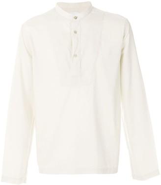 Paul Smith Band Collar Shirt