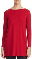 Eileen Fisher Boat Neck Tunic