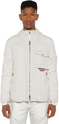 MONCLER GENIUS Fergus Purcell Trient Nylon Down