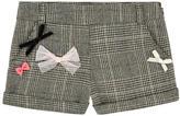Lili Gaufrette Flannel shorts