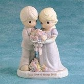 Precious Moments Love Vows to Always Bloom #129097
