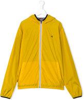 Fay Kids - hooded jacket - kids - Cotton/Polyamide - 14 yrs