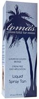 Toma's Tan Liquid Spray Tan