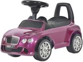 Bentley Licensed Continental GT Push Car in Purple