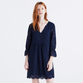 Madewell Embroidered Slowsong Dress