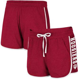 Colosseum Women's Crimson Indiana Hoosiers Shauna Shorts