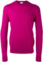 Ballantyne crew neck sweater - men - Cotton/Cashmere - 50