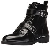 Marc Jacobs Women's Taylor Double Strap Motorcycle Boot