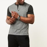 Roots Guelph Colour-blocked Henley