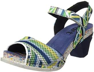 Art Women's 1120 Fantasy I Enjoy Sandals with Ankle Strap