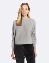 Deshabille Carla Sweater Grey Marle