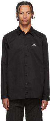 A-Cold-Wall* Black Core Logo Shirt