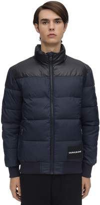 Calvin Klein Jeans PADDED WESTERN PUFFER JACKET
