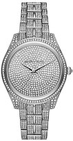 Michael Kors Lauryn Pav Analog Bracelet Watch