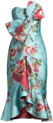 Mestiza New York Stephanie Bow Midi Dress