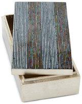 Regina-Andrew Design Abalone Shell Pencil Box