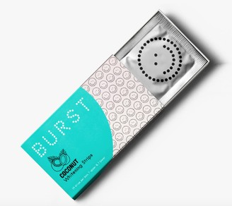 Burst BURST Oral Care 7-Day Whitening Strips