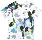 Myths Animals Laser-Cut Cotton Jersey T-Shirt