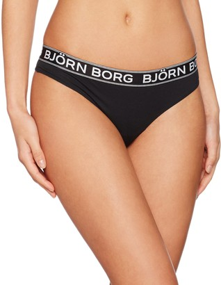 Bjorn Borg Women's 1p String NOOS Solids