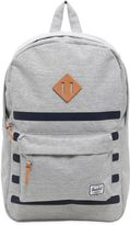 Herschel Heritage Print Stripe Backpack
