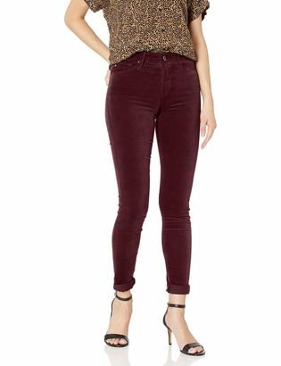 AG Jeans Women's Velvet Farrah High-Rise Skinny