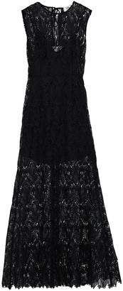 Diane von Furstenberg Guipure Lace Gown