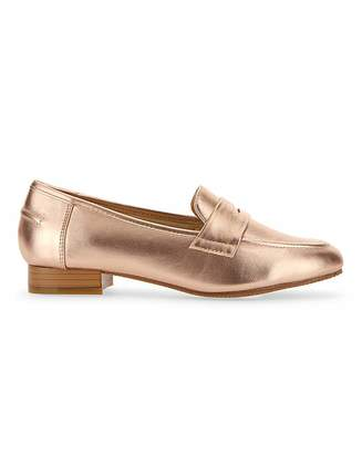 Jd Williams Flexi Sole Loafers E Fit