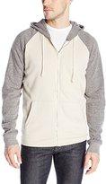 Threads 4 Thought Men's Malibu Zip Hoodie Jacket