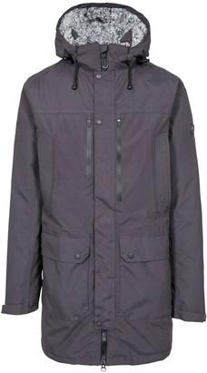 Trespass Quaintonring Long Jacket - Black