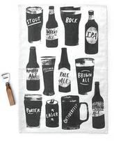 Beer Towel - 100% Organic Cotton