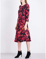 LK Bennett x Preen Syd crepe dress
