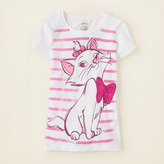 Children's Place Aristocats Marie graphic tee