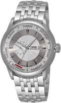 Oris Men's 64575964051MB Artelier Day Date Dial Watch